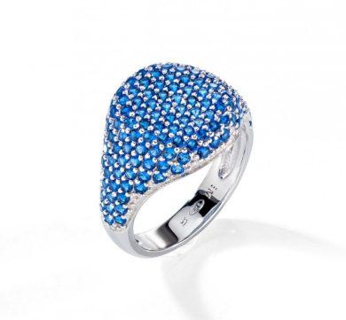 Dámský stříbrný prsten Morellato Tesori SAIW12