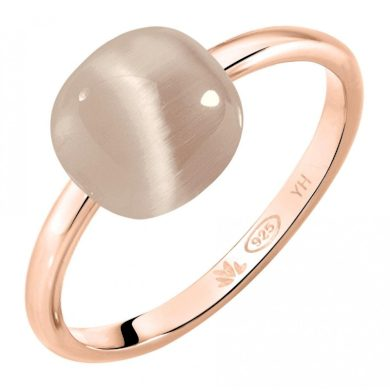 Dámský stříbrný prsten Morellato Gemma SAKK87