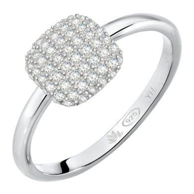 Dámský stříbrný prsten Morellato Gemma SAKK90