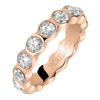 Dámský prsten Morellato Cerchi SAKM39