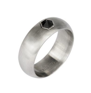 Pánský prsten Morellato Vela SAHC19