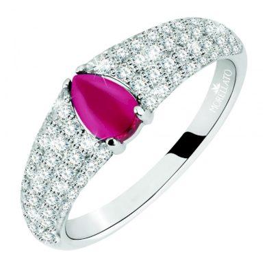 Dámský stříbrný prsten Morellato Tesori SAIW42