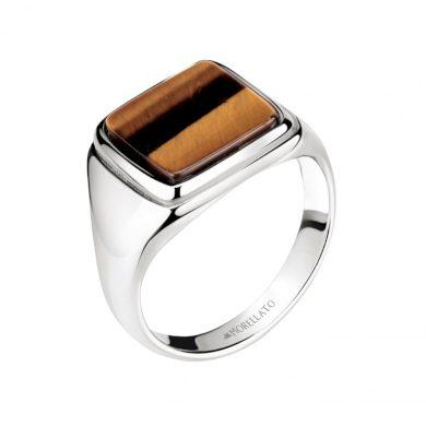 Pánský prsten Morellato Lux SASV07