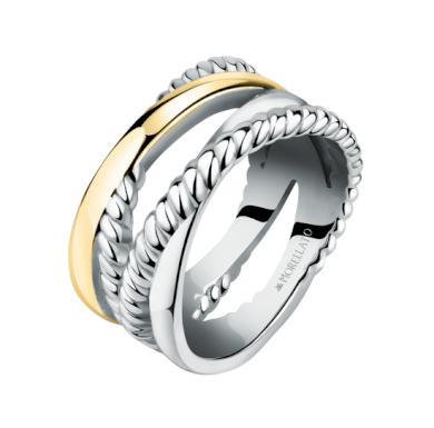 Dámský prsten Morellato Insieme SAKM86