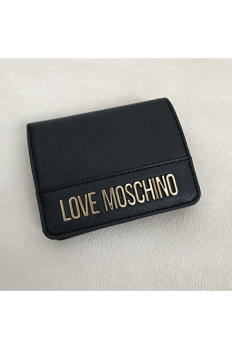 Peněženka LOVE MOSCHINO JC5628PP0AKM000A