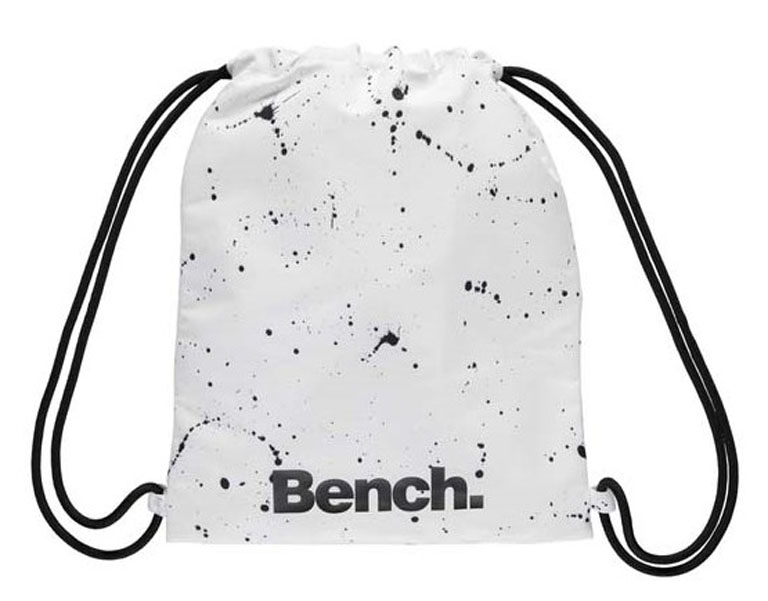 Batoh Bench white BAUX001448