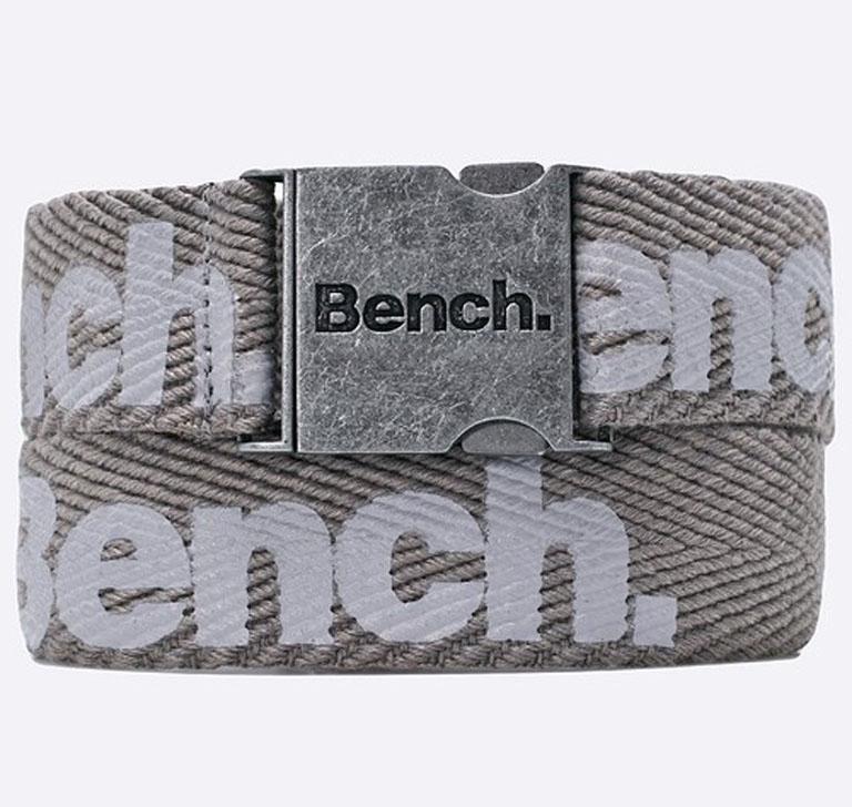 Pánský pásek Bench gray BAMU001035