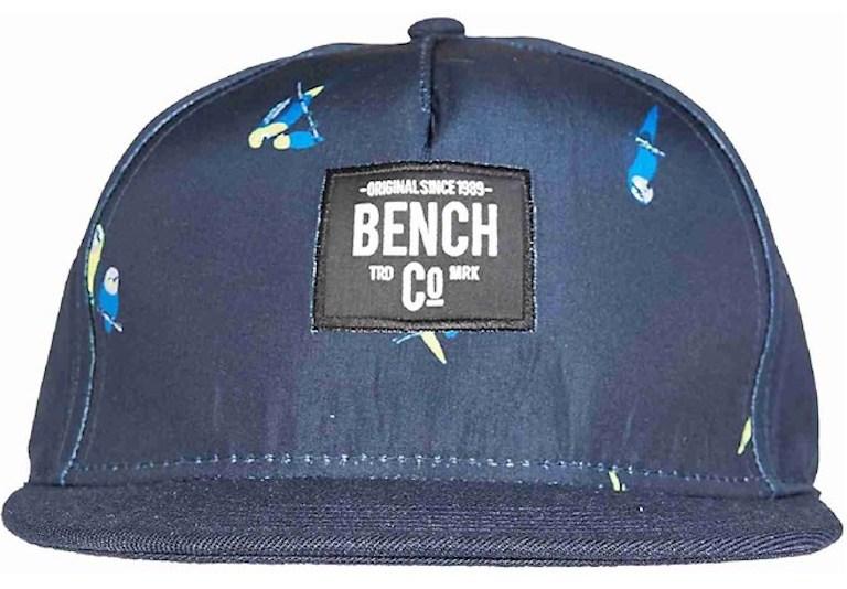 Kšiltovka Bench blue BAMW000856 NY031