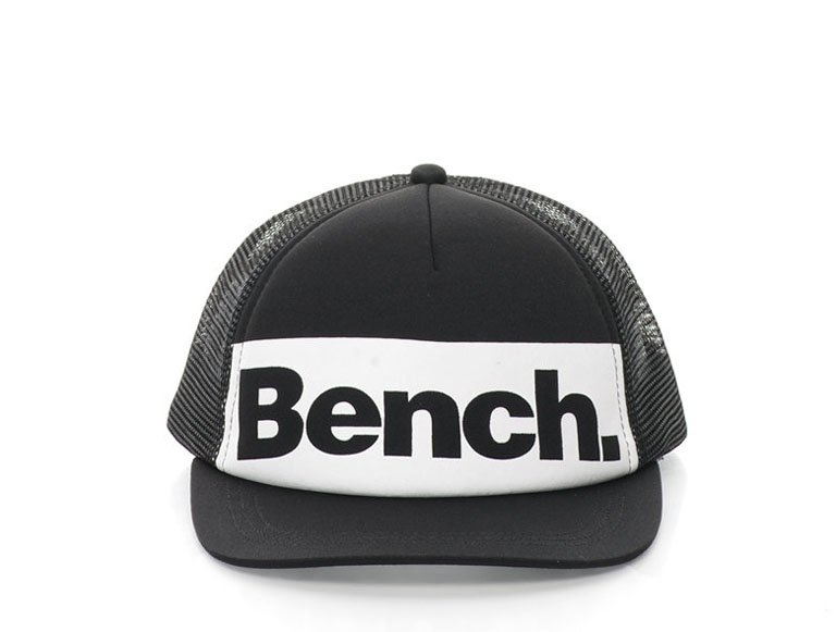 Kšiltovka Bench black BAUW000134