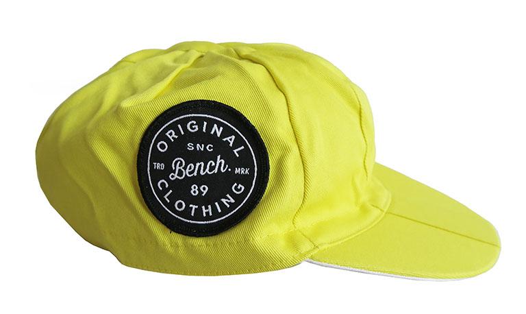 Kšiltovka Bench yellow BAMW000005 YW11199