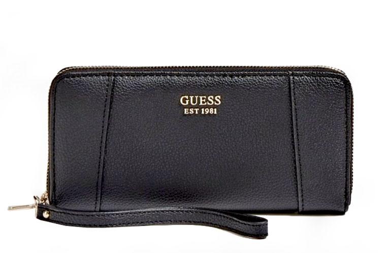 Peněženka GUESS Naya VG788146 Black