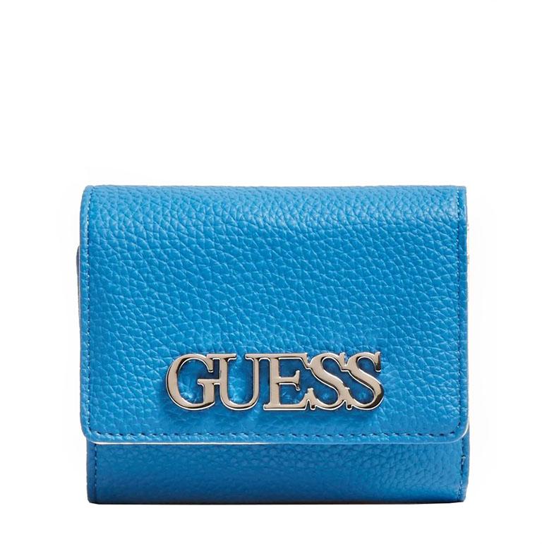 Peněženka GUESS Uptown chic VY730143 Blue