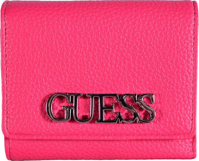 Peněženka Guess Uptown chic VY730143 Fuchsia