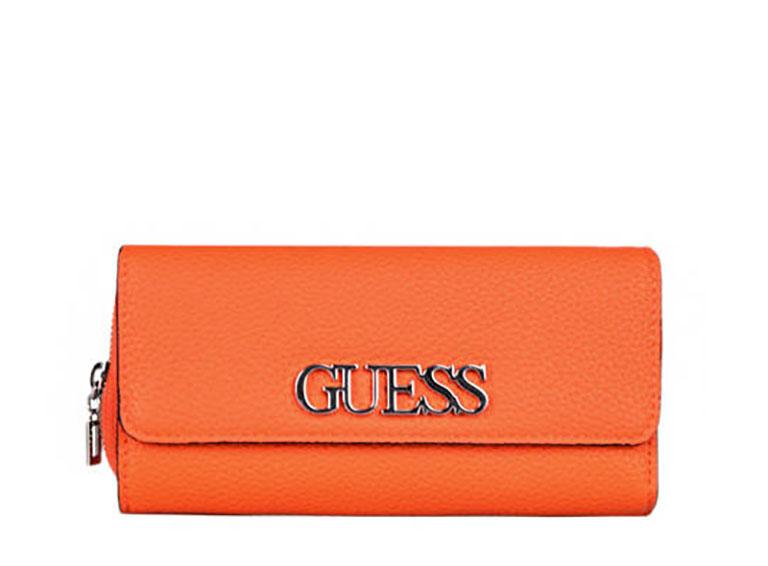 Peněženka GUESS Uptown chic VY730162 Orange