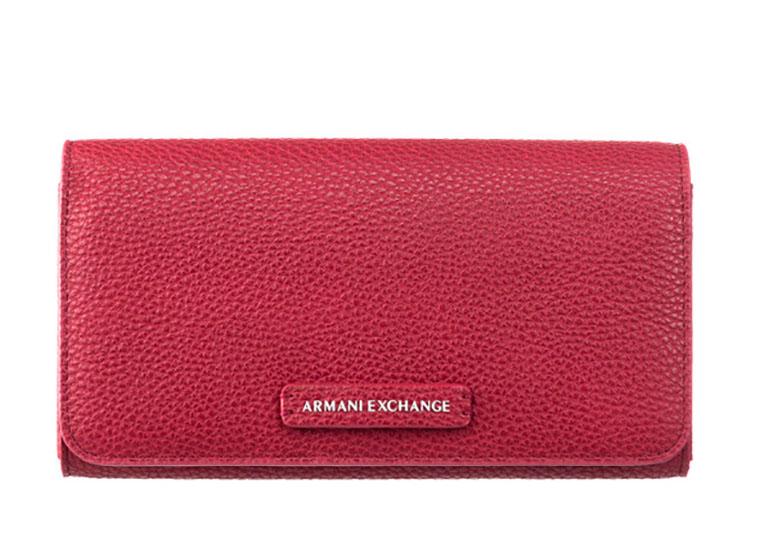 Peněženka Armani Exchange 948069 CC723 Royal red