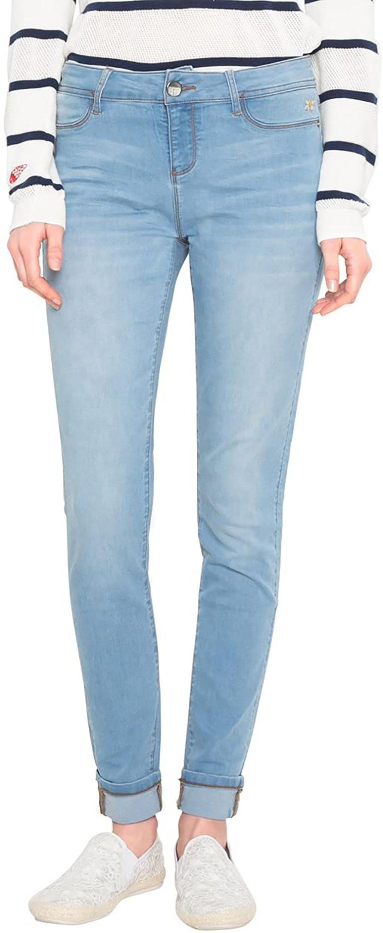 Dámské džíny Desigual 17WWDD16/5007