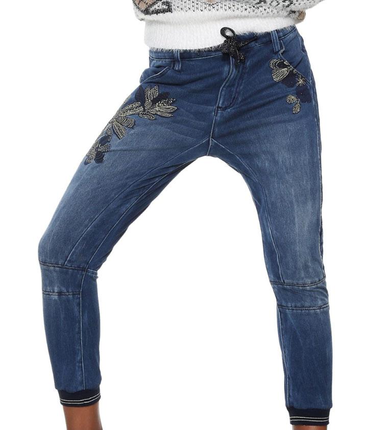 Dámské džíny Desigual 18WWDD12/5053