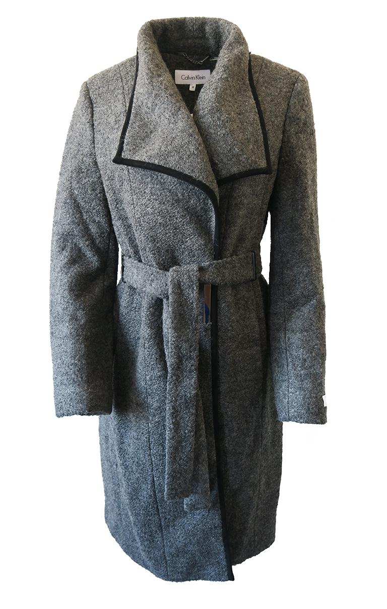 Dámský kabát Calvin Klein 00CWS51197045