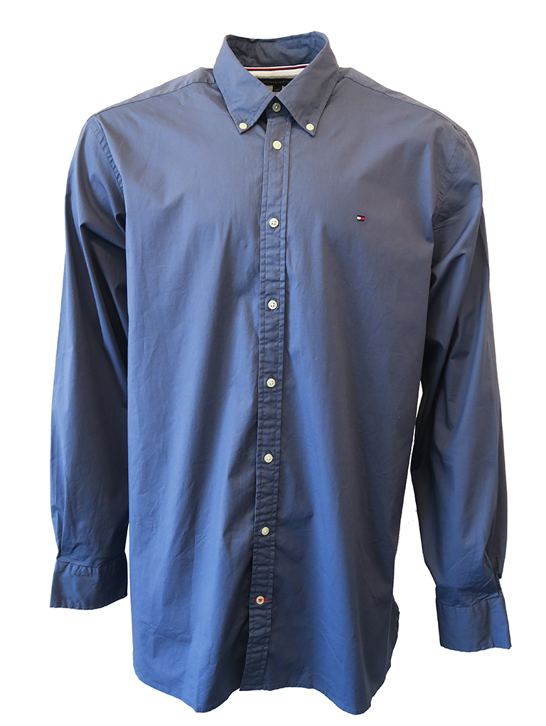Panská košile Tommy Hilfiger MW0MW09158/462