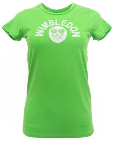 Zelené tričko Wimbledon