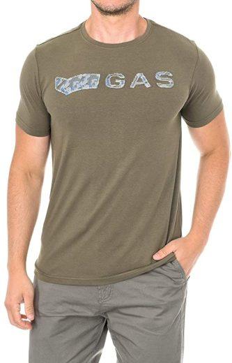 Pánské tričko GAS GATS01JUNGLE-T-SHIRT