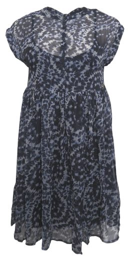 Lehké šifónové šaty Pepe Jeans