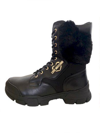 Zimní boty LOVE MOSCHINO JA15654G0DIAL00A