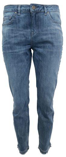 Džíny se střapatými nohavicemi YAYA