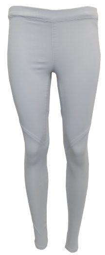 Šedé úzké kalhoty YAYA