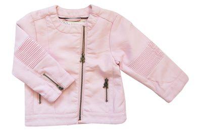 Kojenecká růžová bunda Orchestra