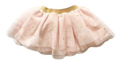 Kojenecká růžová sukně Orchestra