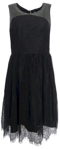 Krajkové šaty Morgan