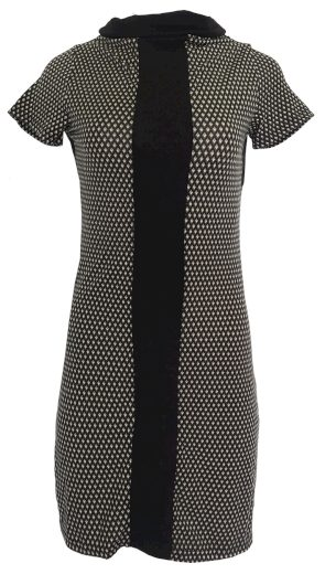 Úpletové šaty Morgan