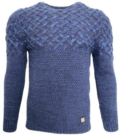 Proplétaný svetr Cipo & Baxx