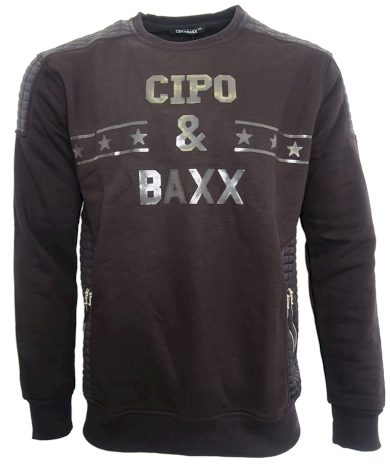 Mikina s hvězdičkami Cibo & Baxx