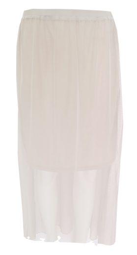 Tylová sukně se spodničkou Silvian Heach