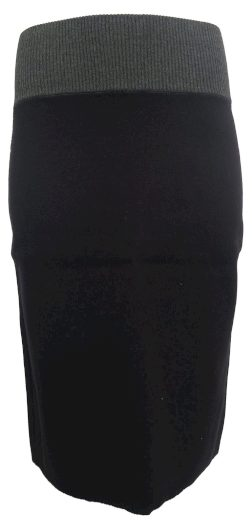 Úpletová sukně pod kolena YAYA