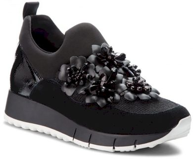 LIU JO Gigi 03-elastic sock black