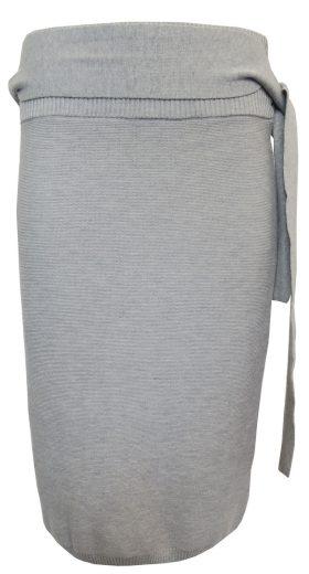 Pletená sukně s opaskem YAYA
