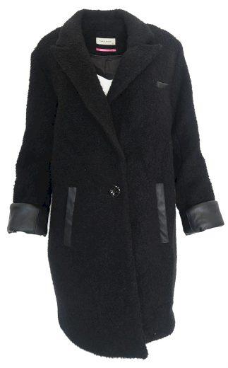 Vlněný kabát Naf Naf