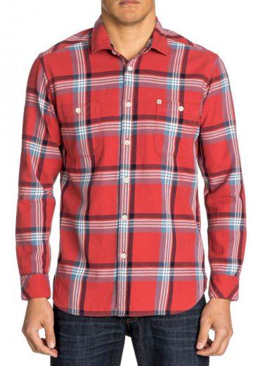 Pánská károvaná košile Quiksilver
