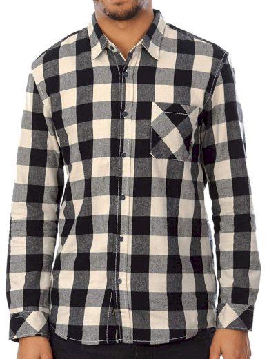 Pánská kostkovaná košile Quiksilver
