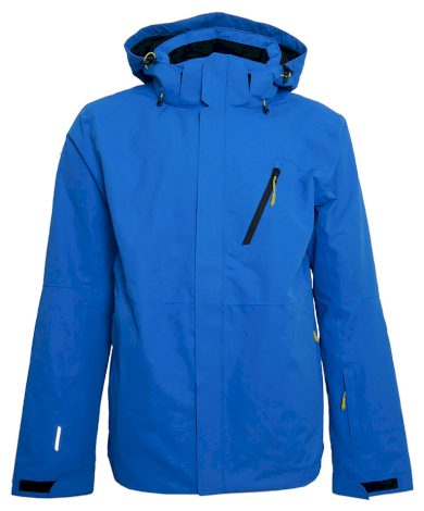 Modrá lyžařská bunda Icepeak