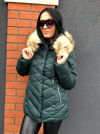 Zimní bunda Missfofo 8888