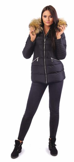 Zimní bunda Missfofo M-211A