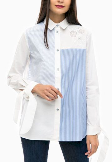 Košile DESIGUAL 17WWCW13/1000