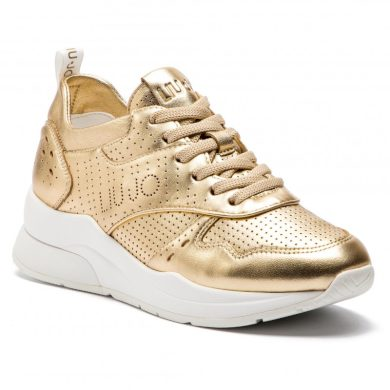 LIU JO Karlie 14 - Sneaker Gold