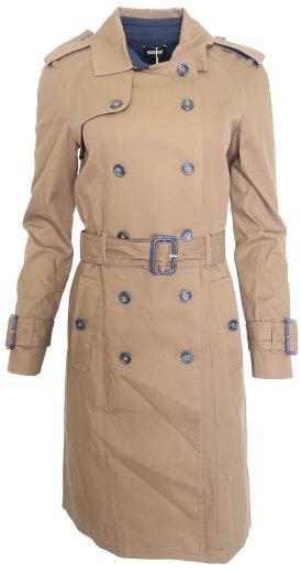 Hnědý kabátek Kookai