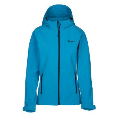 Kilpi Dámská outdoorová bunda Elia světle modrá