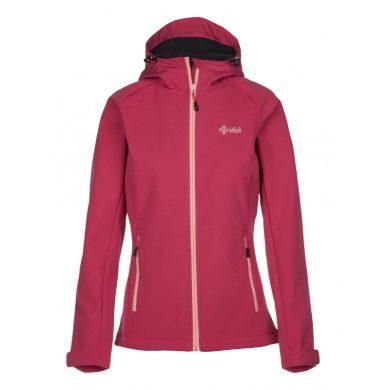 Kilpi Dámská outdoorová bunda Elia růžová